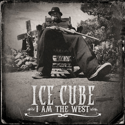 "Ice Cube's ""I Am The West"" Tracklist Revealed."
