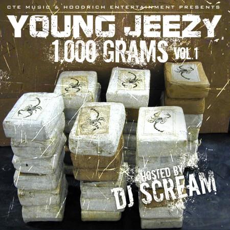 Young Jeezy – 1000 Grams Mixtape