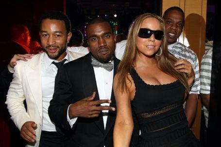 John Legend ft. Kanye West – It's Over
