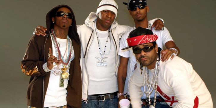 Lil Wayne – Juelz Santana – My Face Can't Be Felt