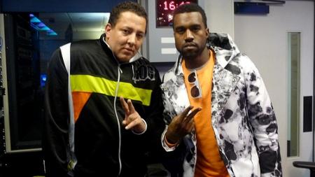 Kanye Interview with DJ Semtex