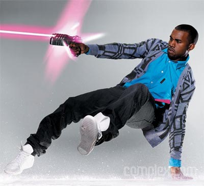 KiD CuDi – Kanye West 106 Freestyle