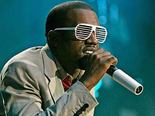Kanye Arrested – Felony Vandalism – at LAX