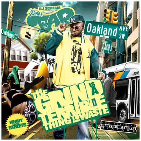 Mistah F.A.B. – The Grind Is A Terrible Thing To Waste (Mixtape)