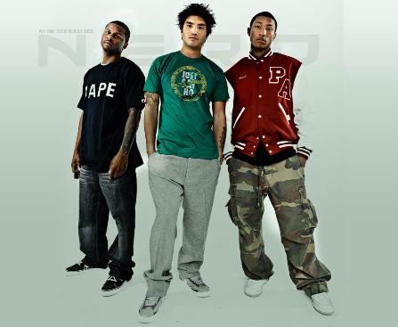 N.E.R.D – Spazz – Hip Hop Music Video
