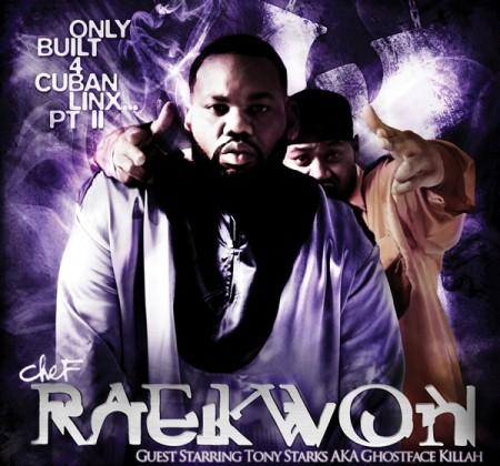 Raekwon – Badlands (feat. Ghostface Killah) + Walk Wit Me (prod. Scram Jones)