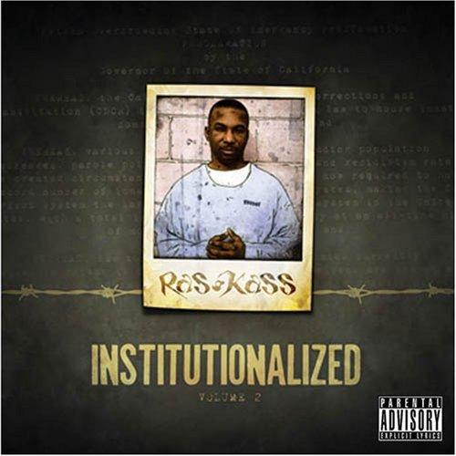 Ras Kass – Institutionalized Vol. 2 – Leaks