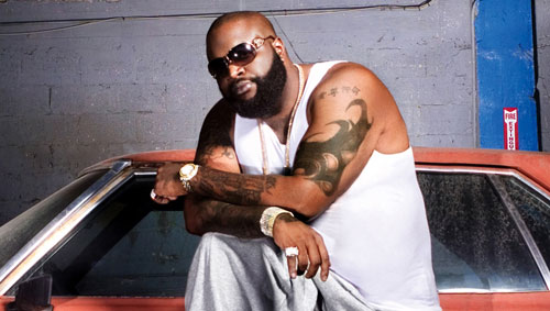 Rick Ross – Kiss My Pinky Ring Curly (50 Cent Diss)