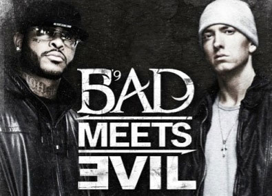 Bad Meets Evil – Fastlane Video