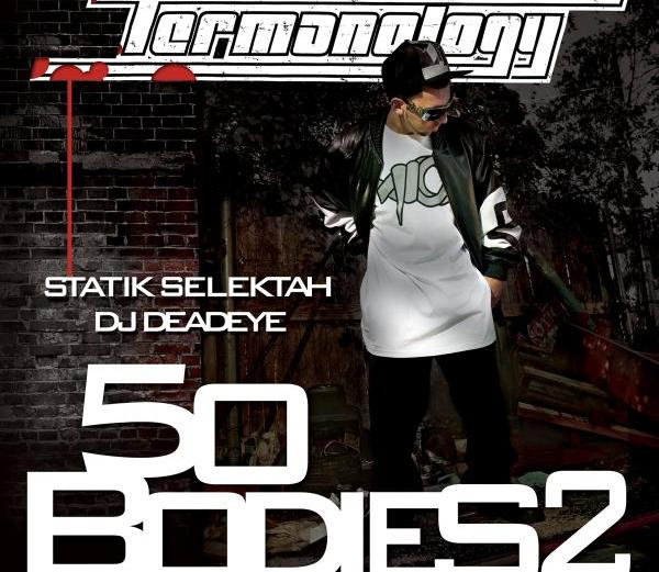 Termanology – 50 Bodies 2 – Mixtape