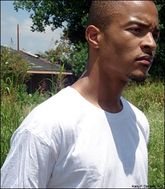 T.I. Sentenced to Jail Friday, March 27, 2009