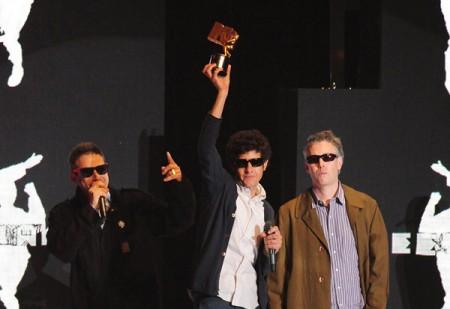 Beastie Boys – Hot sauce Committee – Tracklist