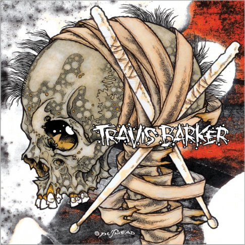 "Travis Barker Ft. Swizz Beatz, Game, Lil Wayne, & Rick Ross ""Can A Drummer Get Some"""