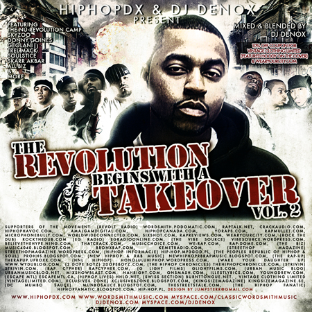 Wordsmith – The Revolution Begins With a Takeover v.2