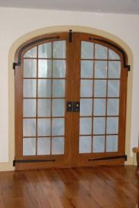 Round Top French Doors | Shapeyourminds.com