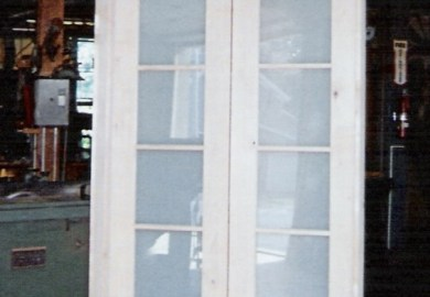 Interior French Doors With Transom
