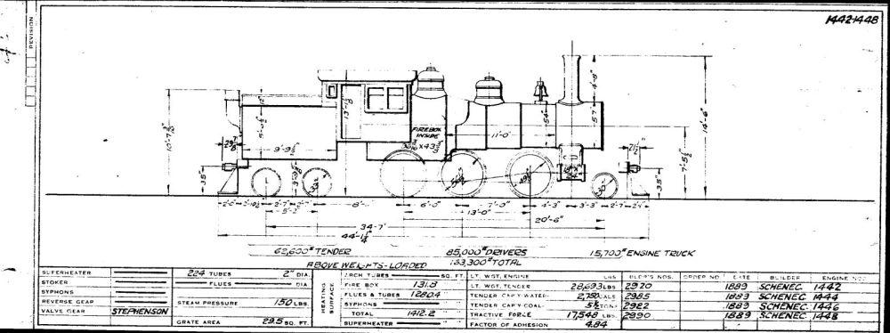 medium resolution of page 45 locomotives 1448 1451 1453 1455 1456 page 46 locomotive 1454 page 47 locomotive 1454 page 48 locomotives 1551 1599