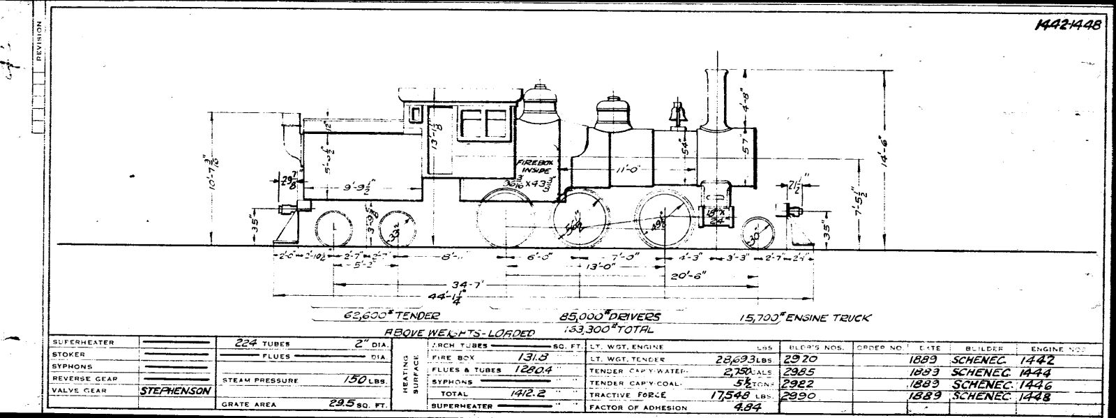 hight resolution of page 45 locomotives 1448 1451 1453 1455 1456 page 46 locomotive 1454 page 47 locomotive 1454 page 48 locomotives 1551 1599