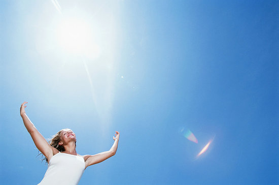 Sun is important to your health and longevity.