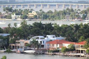 Miami cruise bay
