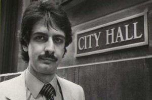 Ray Hanania, City Hall Reporter, (1976-1992)