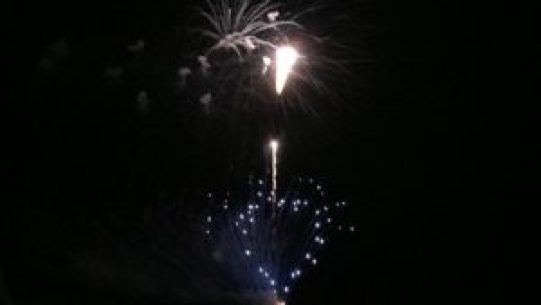 Firework offers its heart to the Candlewick Lake residents