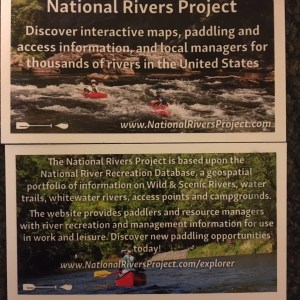 Summary information about River Management Society