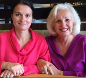 REALTOR Toni Sherman (right) and daughter Christina Skoumal