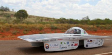 Illini Solar Car 2018 smaller