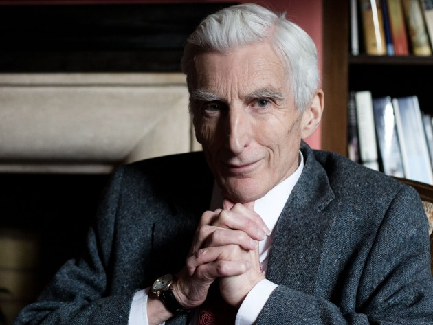Scientist Martin Rees