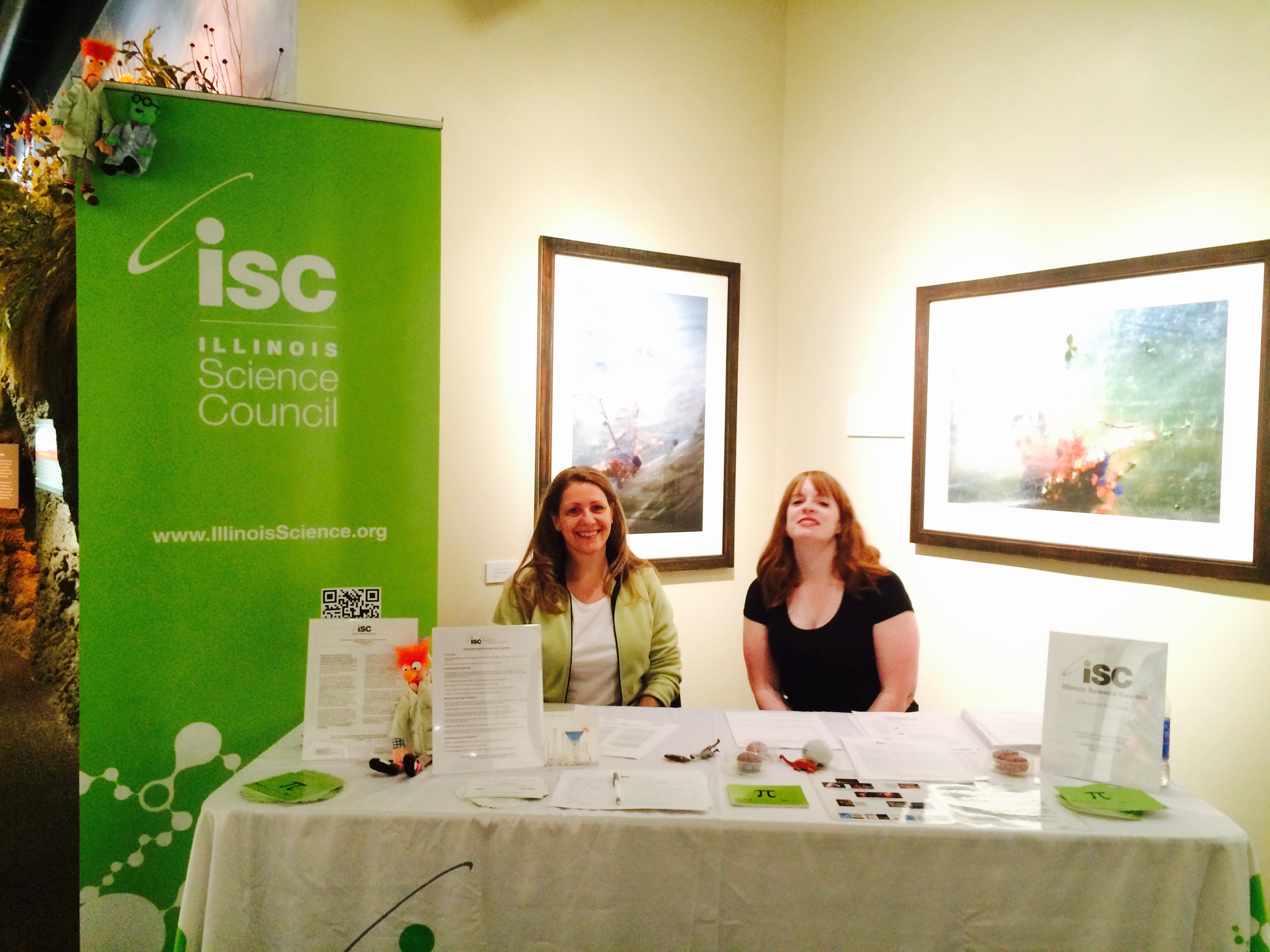 ISC At The 2016 Volunteer Expo