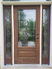 Door Refinish & Custom Interior Door Refinishing