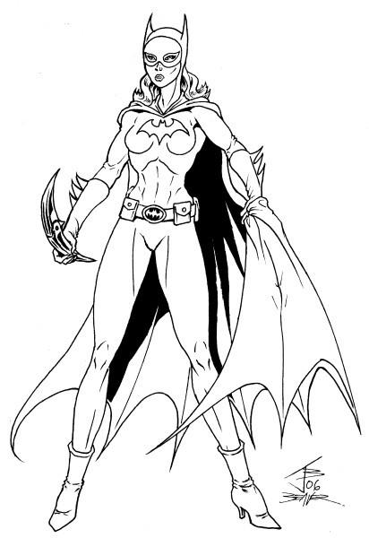Illmosis Art: Batgirl