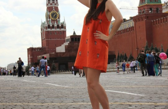 Outfit Of The Day – Red and Orange