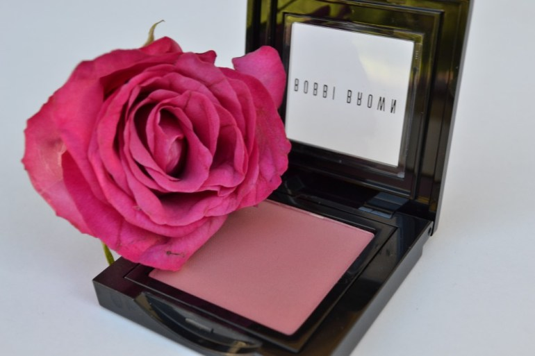 bobbi brown powder blush rose petal