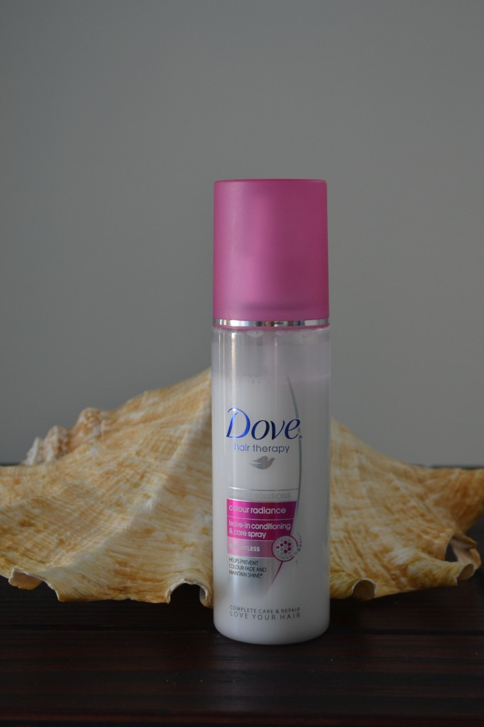 dove leave in hair conditioner
