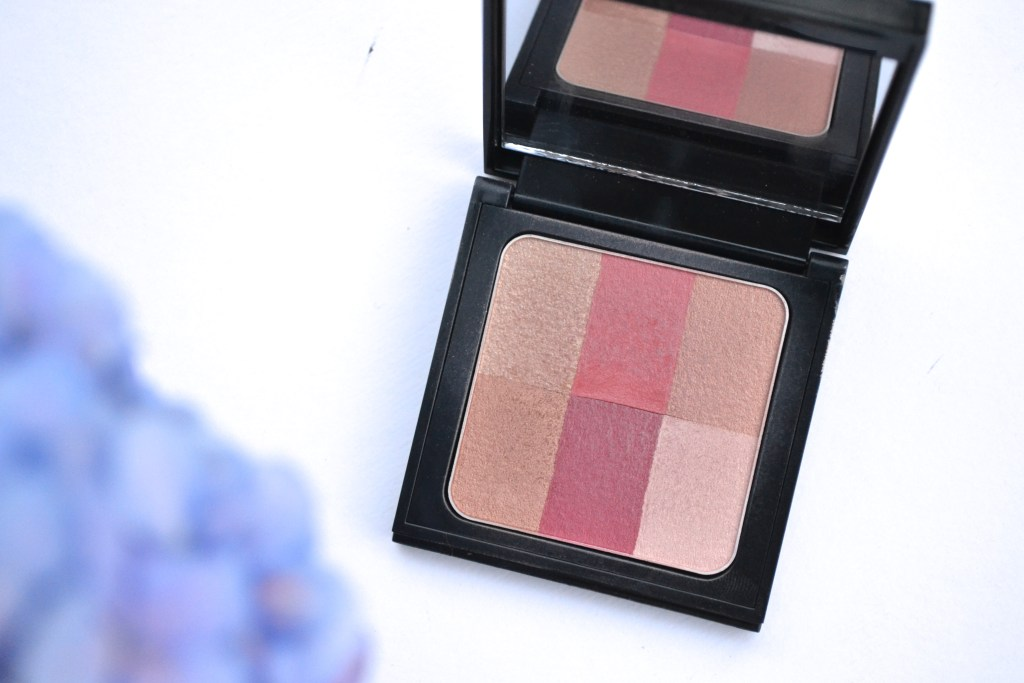 bobbi brown brightening brick cranberry