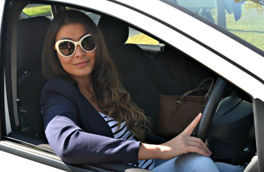 5 Items Every Girl Needs In Her Car