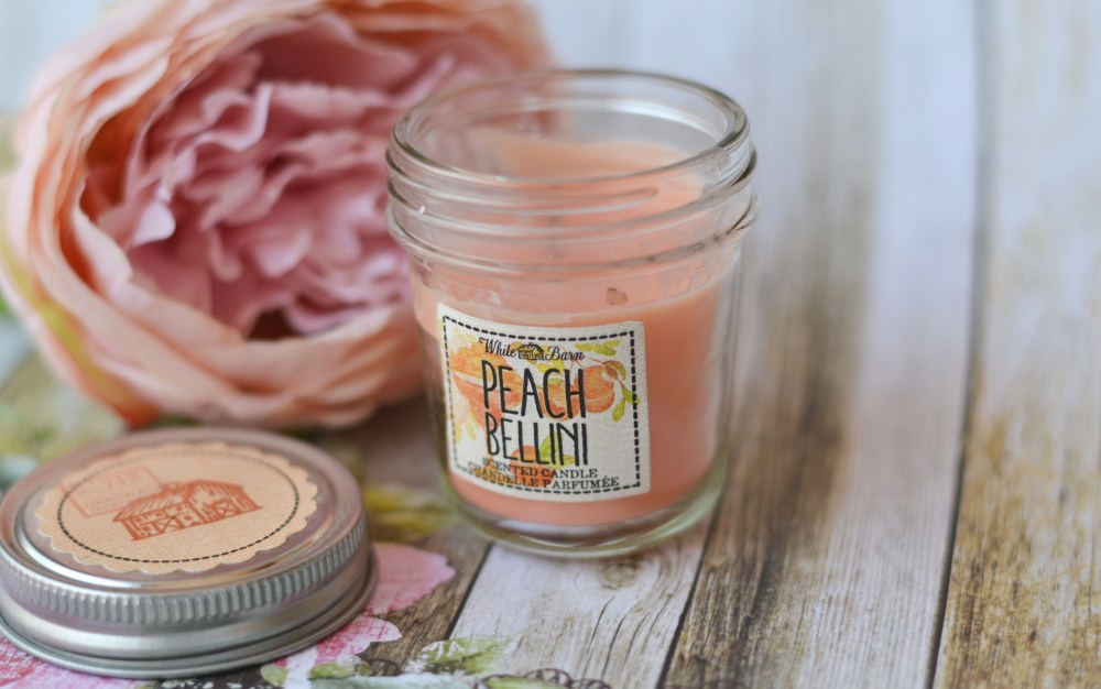 bath and body works peach bellini