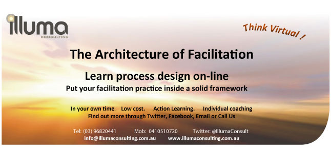 Architecture of Facilitation Flyer