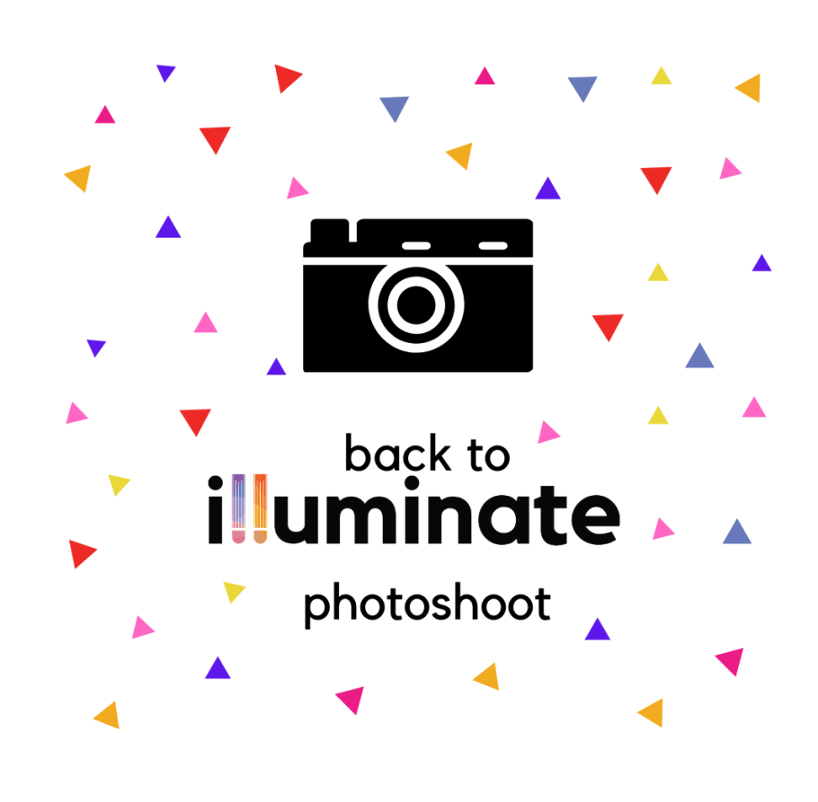 Back-to-illuminate pics