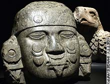 The Aztec Empire left a legacy of art and violence that is still being discovered by scientists.