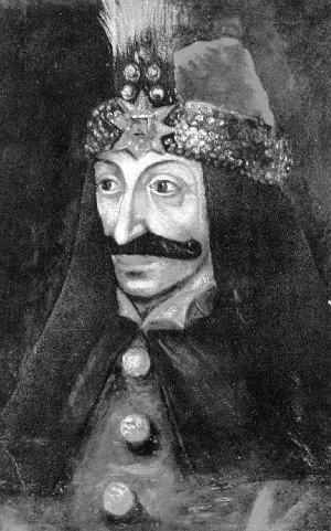 Vlad the Impaler = Dracula