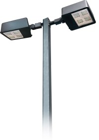 Pole Street Light | DF LED 7750 | Double Headed Powder ...
