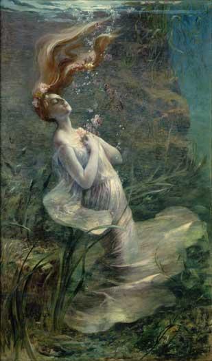 El poder sentimental del agua