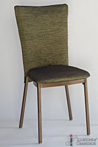 Bronze Diamond Back Chairs Moss Crinkle Chair Back Covers Moss Crinkle Cushion Covers