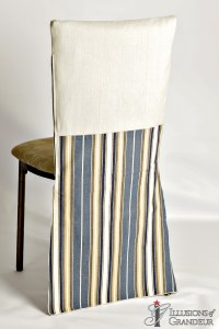 Bronze Diamond Back Chairs Long Regatta Chair Back Covers Ivory Suede Cushion Covers