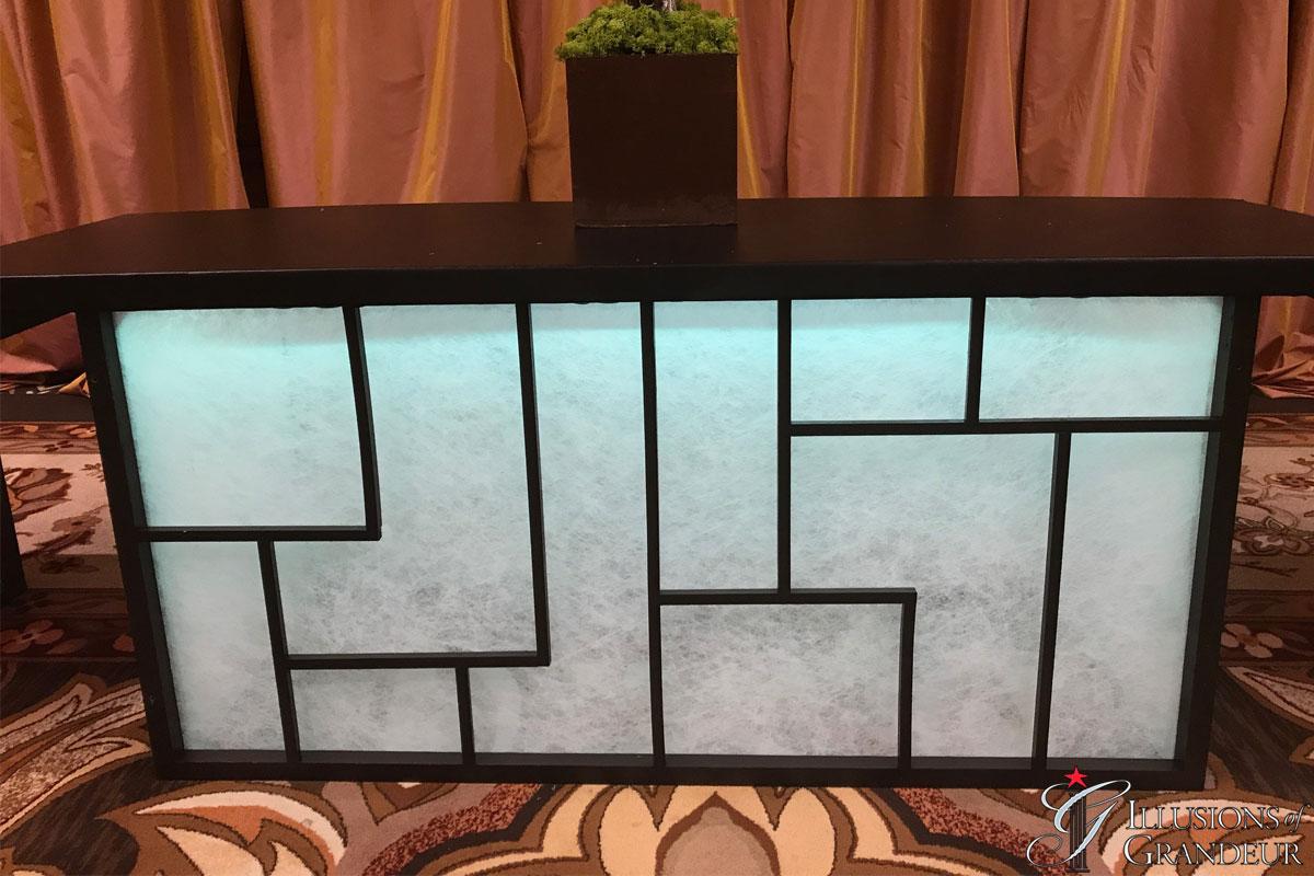 Shoji Buffet- Tables