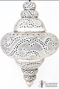 """Moroccan Lanterns 4 16""""x16""""x32""""H"""