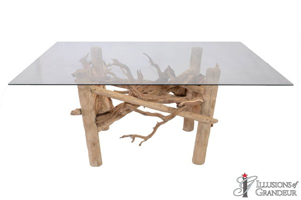 Coffee Tables: Driftwood